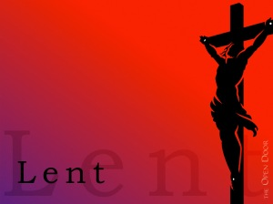 It is the 3rd Tuesday of Lent. Can you believe how fast Lent is going?