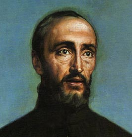 Today is the memorial feast of St. Francis Xavier