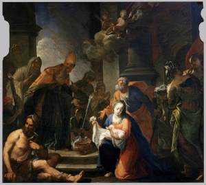 Today is the feast of the Presentation of the Child Jesus in the Temple Credit: Google Image Search